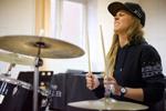 Gnesin Rock 2016 конкурс барабанщиков