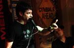 Johnny Rabb мастер-класс на Monday Drummer в Москве