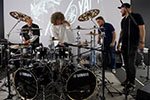 Tommy Aldridge мастер-класс в Москве